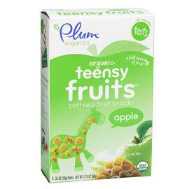 Plum Organics Teensy Fruits - Apple - 50g