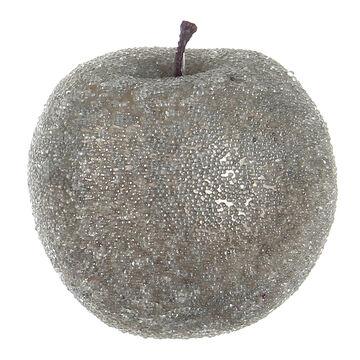 Winter Wishes Elegance Apple Ornament