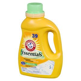 Arm & Hammer Essentials 2X Laundry Detergent - Free - 2.03L