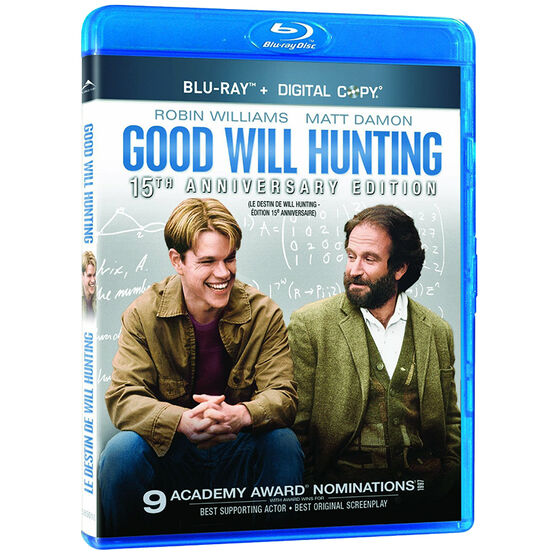 Good Will Hunting - Blu-ray + Digital Copy