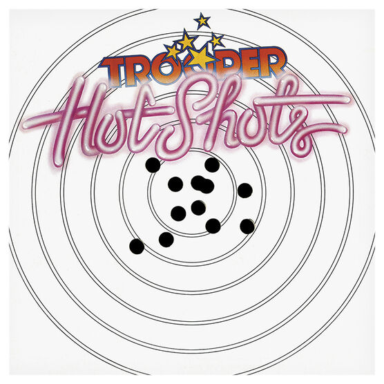Trooper - Hot Shots - CD