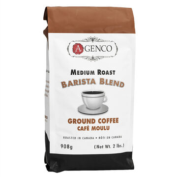 A. Genco Barista Blend Ground Coffee - 908g