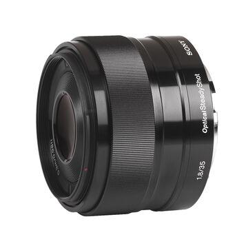 Sony NEX 35mm f/1.8 Prime Lens - SEL35F18