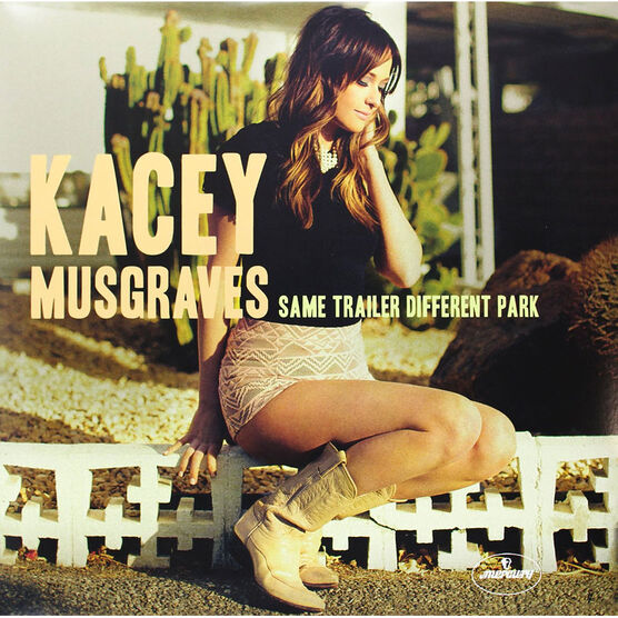 Kacey Musgraves - Same Trailer Different Park - Vinyl