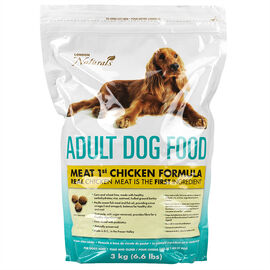 London Naturals Meat 1st Dog Food - Chicken - 3kg