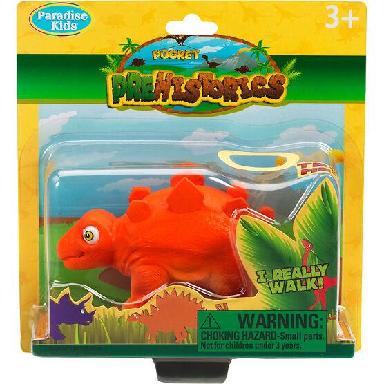 Paradise Kids Pocket Prehistorics Motorized Dinosaur - Assorted