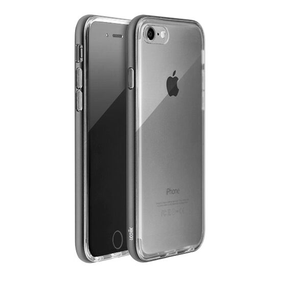 Logiix Alumix for iPhone 7 - Graphite Grey - LGX12306