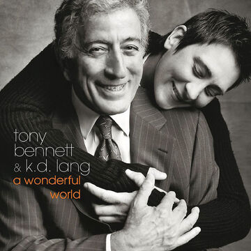 Tony Bennet & K.D. Lang - A Wonderful World - CD