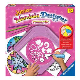 Junior Mandala Designer Kit - Romantic