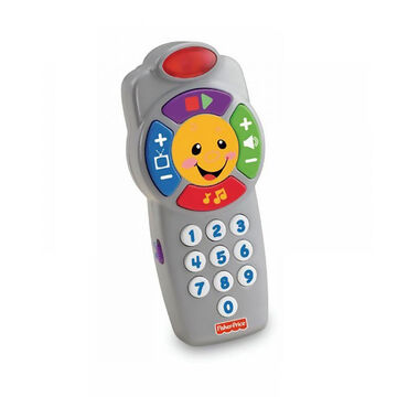 Fisher Price Laugh & Learn Click 'n' Learn Remote