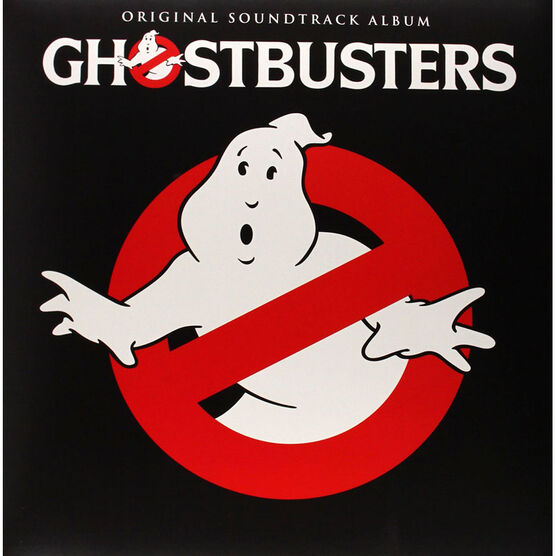 Ghostbusters - Soundtrack (30th Anniversary Edition) - Vinyl