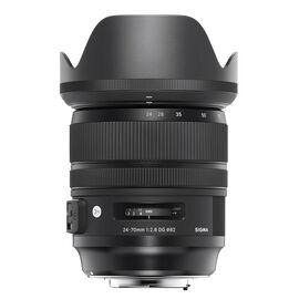 PRE-ORDER: Sigma A 24-70mm F2.8 DG HSM OS Lens for Nikon - AOS2470DGN