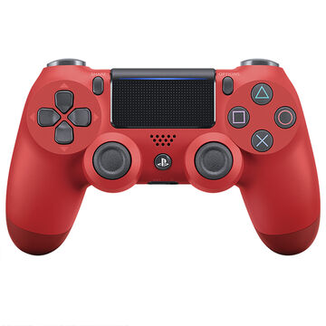 PS4 DualShock 4 Wireless Controller - Magma Red - 3000085