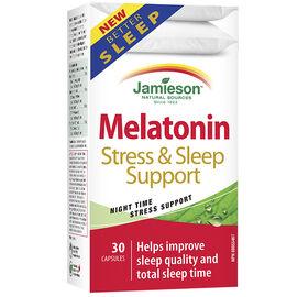 Jamieson Melatonin Sleep & Stress Support - 30's