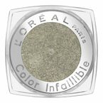 L'Oreal La Couleur Infallible Eyeshadow - Permanent Kaki
