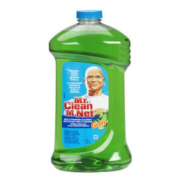 Mr. Clean Multi-Purpose Cleaner with Gain - 1.2L