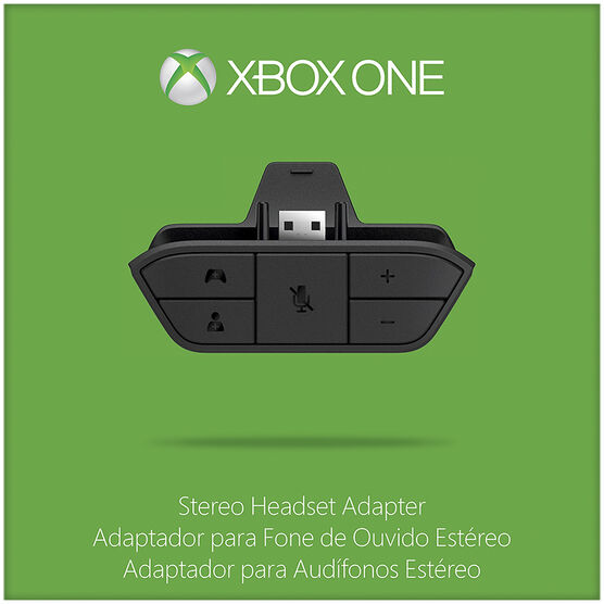 Xbox One Headset Adapter
