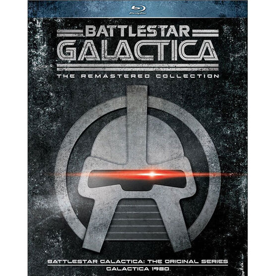 Battlestar Galactica: The Remastered Collection - Blu-ray