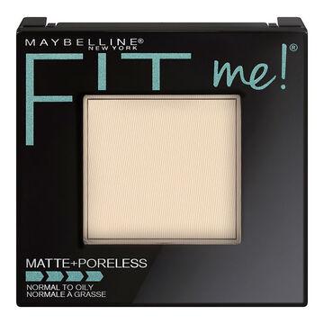 Maybelline Fit Me Matte + Poreless Powder - Translucent
