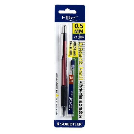 Staedtler Elite Mechanical Pencil - 0.5mm - Assorted