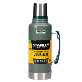 Stanley Classic Vacuum Bottle - Green - 2qt.