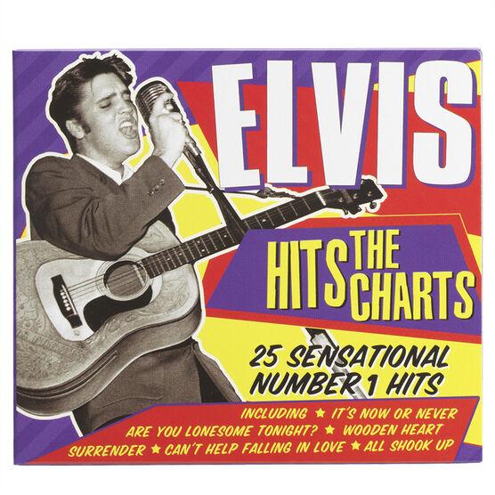 Elvis Presley - Elvis Hits the Charts - CD