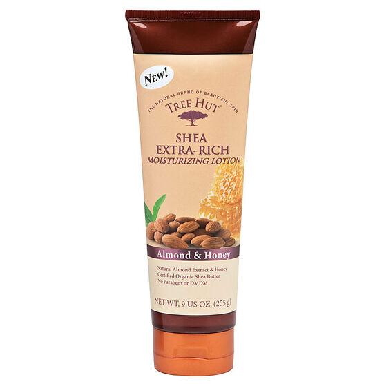 Tree Hut Body Lotion - Almond Honey - 255g