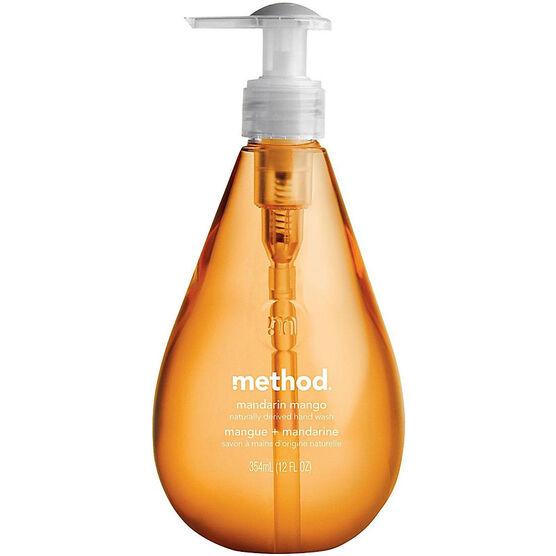 Method Gel Hand Wash - Mandarin Mango - 354ml