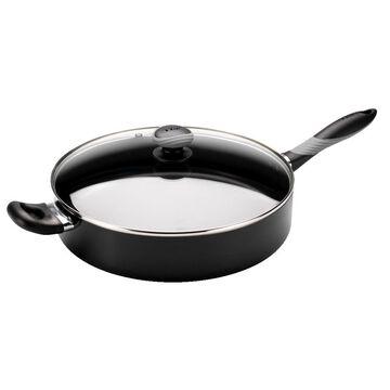 T-fal Get a Grip Saute Pan with Lid - 5quart
