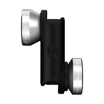 Olloclip 4-in-1 Lens for iPhone 6 - Clear/Grey - OC0000114EU