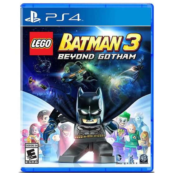PS4 Lego: Batman 3 - Beyond Gotham