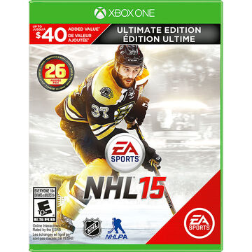 Xbox One NHL 15 Ultimate Edition
