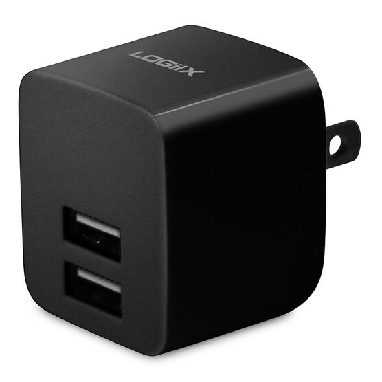 Logiix USB Power Cube Rapide - Black - LGX11742