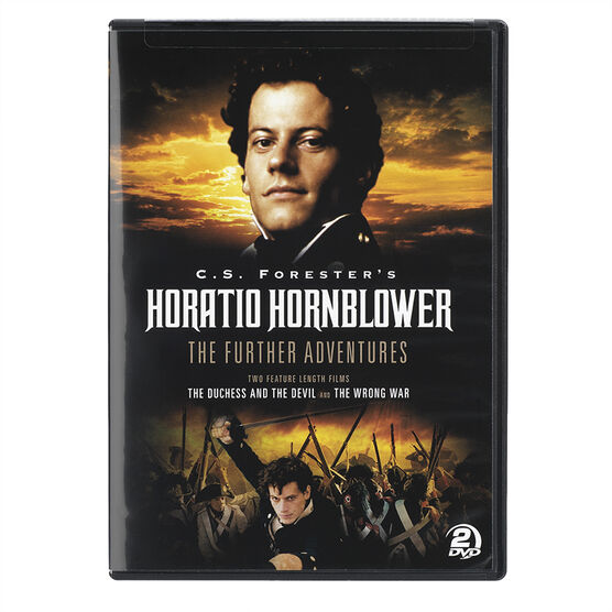 Horatio Hornblower: The Further Adventures - DVD