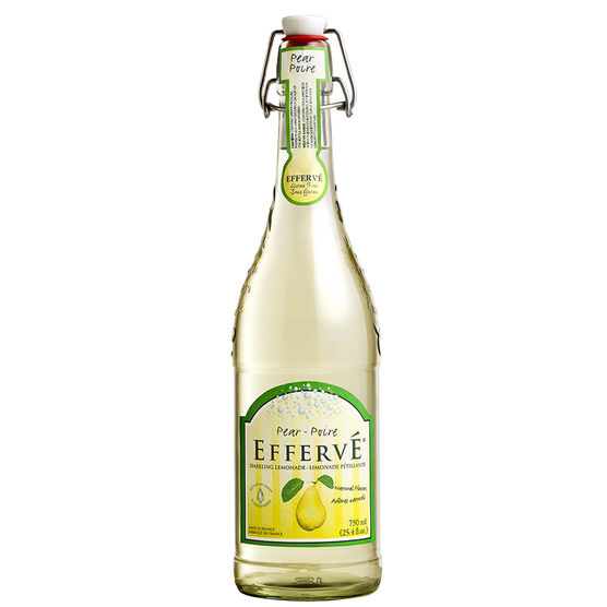 Efferve Sparkling Lemonade - Pear - 750ml