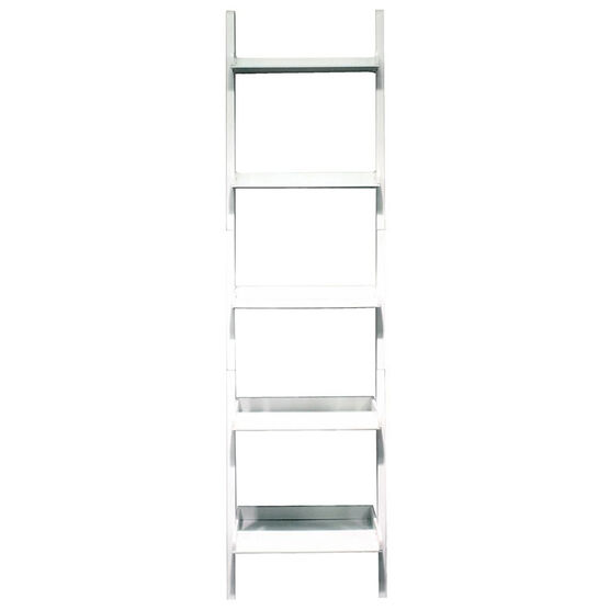 Hadfield Book Shelf - White - 5 Tier