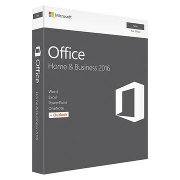 Microsoft Office Home & Business 2016 for Mac - 1 Mac
