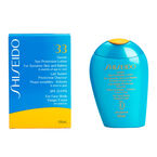 Shiseido Gentle Sun Protection Lotion - Sensitive Skin - SPF 33 - 100ml