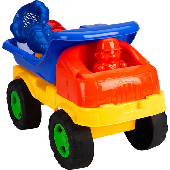 Beach Toys Truck Set - Assorted