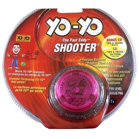 Yo-Yo Fast Eddy Shooter - Assorted