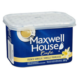 Maxwell House Cafe - French Vanilla - 240g