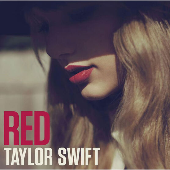 Taylor Swift - Red - Deluxe Edition - CD