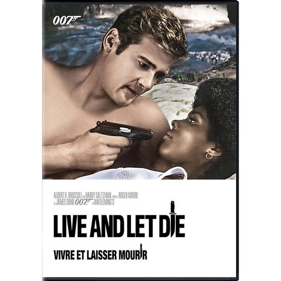 Live And Let Die (1973) - DVD