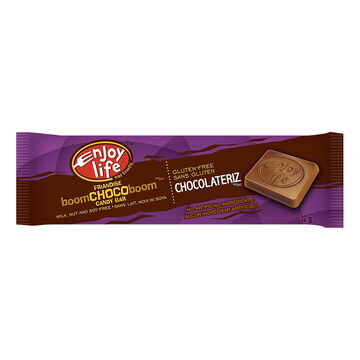 Enjoy Life Gluten Free Ricemilk Chocolate Bar - Boom Choco Boom Milk Chocolate - 32g