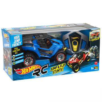 Hot Wheels Stunt Truck - Remote Controlled
