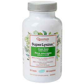 Quantum Health Super Lysine Plus Tablets - 180's