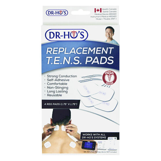 DR-HO'S Small Massage Pads - 2 pairs - 1900