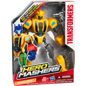 Transformers Hero Mashers Figure - Assorted