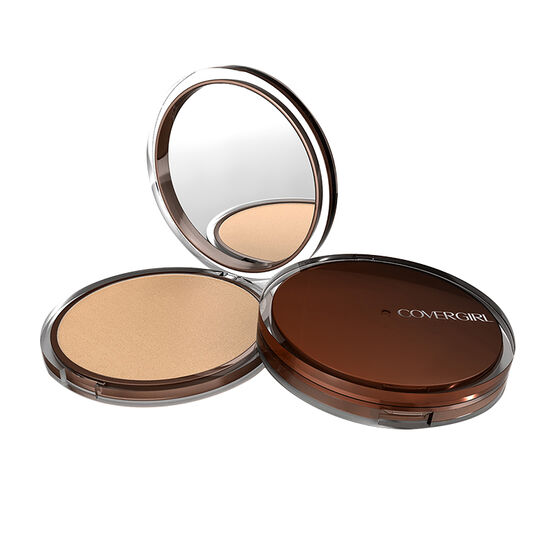 CoverGirl Clean Pressed Powder - Oil Control - Warm Beige