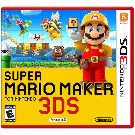3DS Super Mario Maker